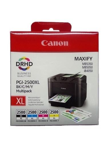 Canon Pgi-2500Xl Bk/C/M/Y Multipack Kartuş Renkli